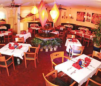 Hacienda Hotel LAX Restaurant