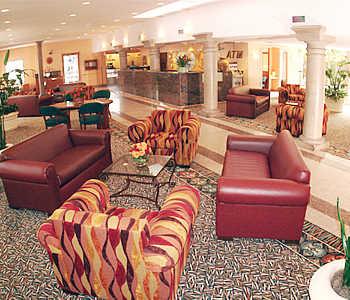 Hacienda Hotel LAX Lobby