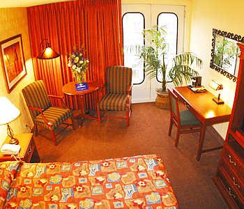 Hacienda Hotel LAX Room